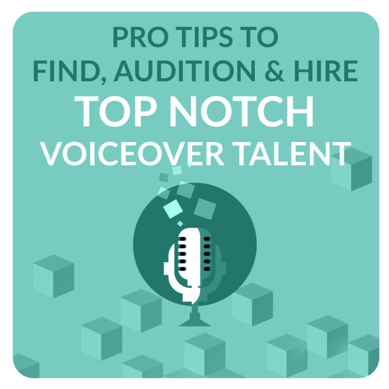 Voiceover Talent for Animation