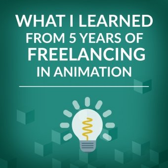 freelancing in animation