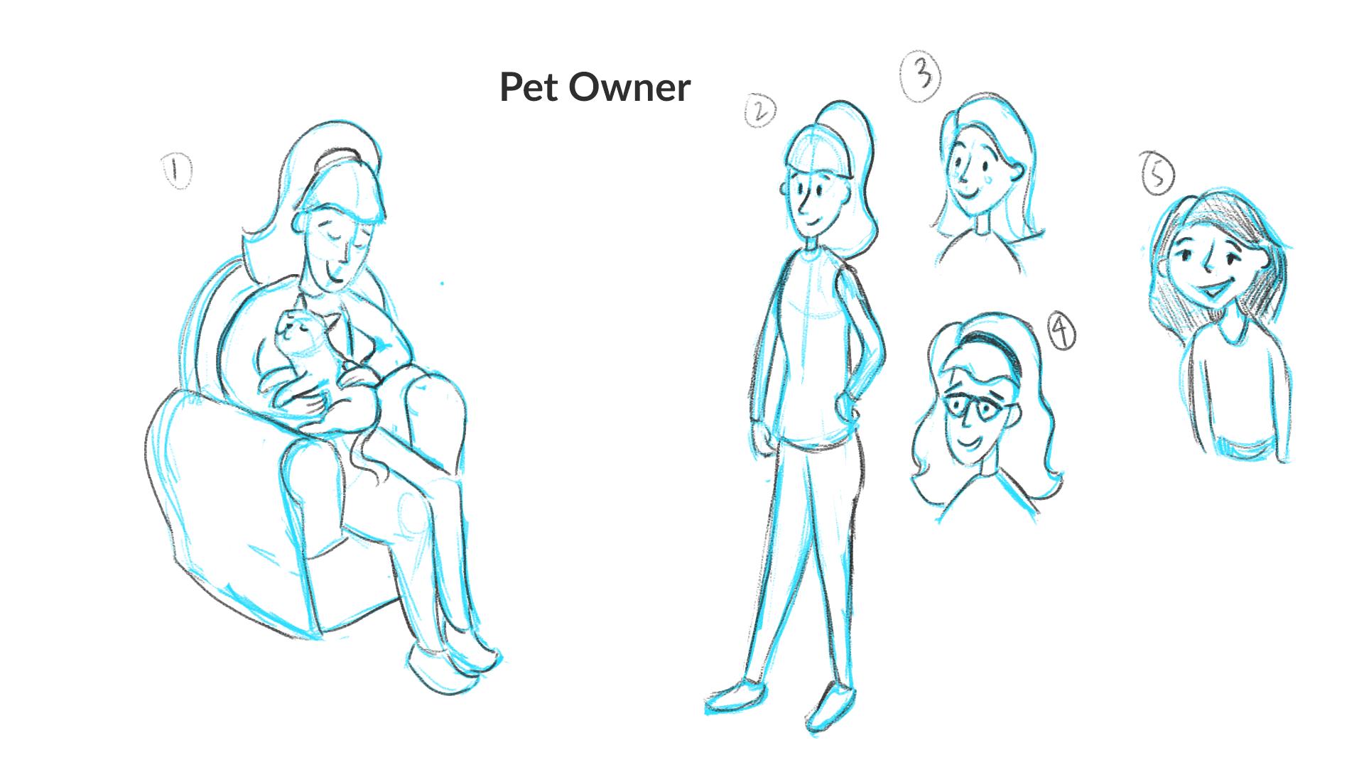 Pet Owner Design